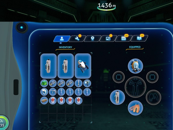 Finishing Most Subnautica Without Building Anything Greedy Goblin I can access the fabricator to make them but there's no selector icon for the upgrade panel to put them in. subnautica without building anything
